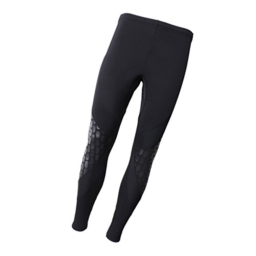 MagiDeal Hose Shorty 1.5mm-Surf, Tauchen, Hose Legging Neopren Hose lang Neoprenanzug, XXL