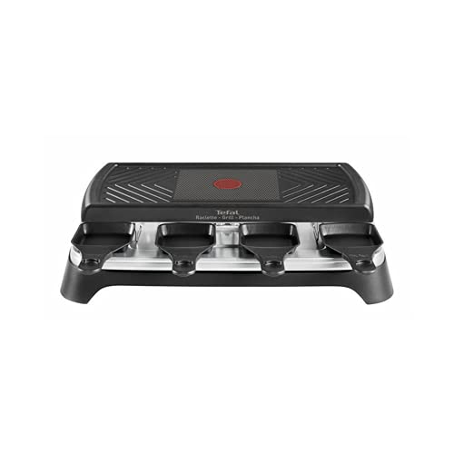 Tefal RE459801 Raclette und Grill