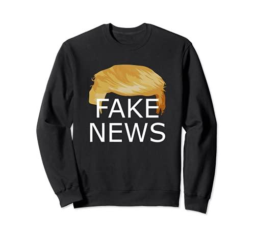 Noticias falsas Trump Cabello Política EEUU Resistencia Sudadera