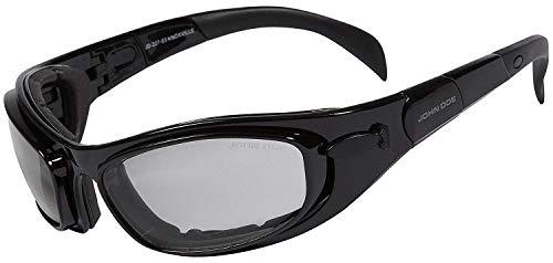 John Doe Knoxville - Motorrad-Sonnenbrille für Biker - auf dem Bike oder in der Freizeit bequem zu tragen.