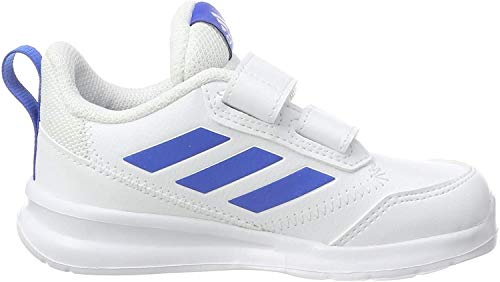 Adidas Altarun CF I, Zapatillas de Gimnasia Unisex bebé, Blanco (FTWR White/Real...