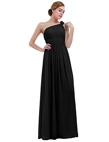 CHICTRY Vestido Largo para Mujer Chica Dama de Honor Elegante Vestido de Boda...
