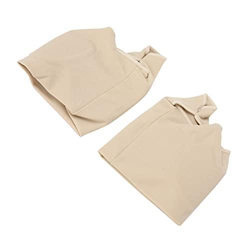 Manicotto per alluce valgo, cuscini in silicone spesso più comodi Correttore per alluce valgo per uso domestico e in viaggio