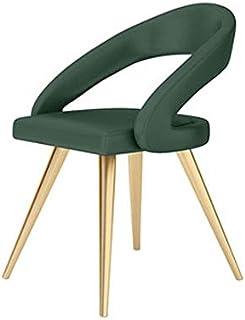 YUTRD ZCJUX Red Chair Neta nórdica Ocio luz a Oficina de heces Restaurante Sencillo for Silla de Comedor (Color : C)