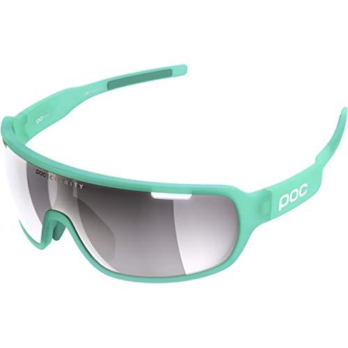 POC Do Blade Gafas, Unisex Adulto, Verde Fluorescente, Normal