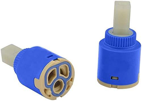 Luxice 25 mm Ersatz-Wasserhahn-Kartusche.