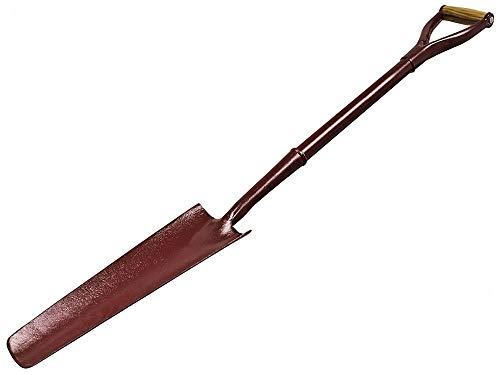 Faithfull All Steel Shovel Draining Myd
