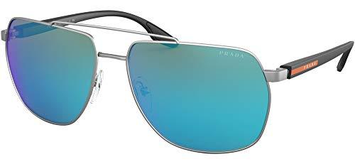 Prada Sport Hombre gafas de sol PS 55VS, 7CQ5M2, 62