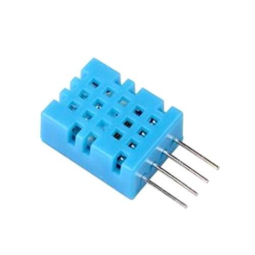 2ピース/ロットdth11、温度と湿度センサーdht11温度と湿度モジュール