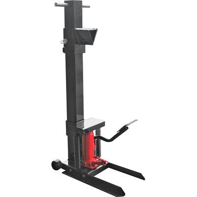 Buy Ironton Vertical Foot-Operated Log Splitter - 8-Ton