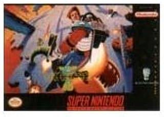 Jim Power: The Lost Dimension in 3D - Nintendo Super NES