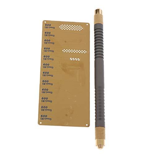 balikha Herramienta de Reparación de Placa de Circuito PCB de Placa Base de Reparación de Chip IC BGA 12 en 1