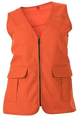 DSG Outerwear Women's Blaze Hunting Vest (Blaze Orange, LG/XL)