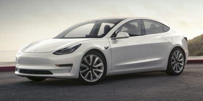 Best electric sedan - Tesla Model 3