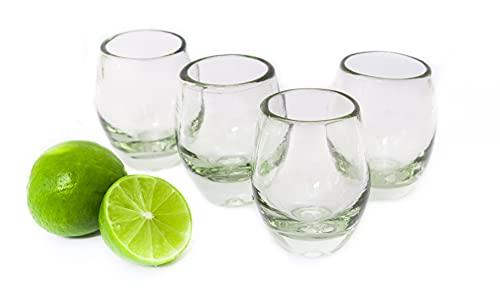 Novelty Design Transparent Recycled Glassware