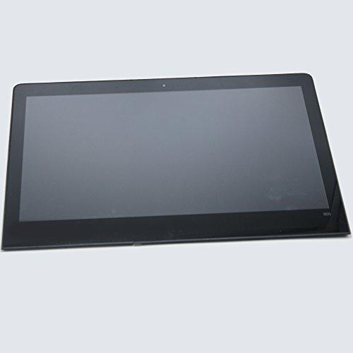 FTDLCD 13,3 pulgada Reemplazo LCD Pantalla Táctil+Marco Asamblea para Lenovo Yoga 900-13ISK2 80UE002UUS