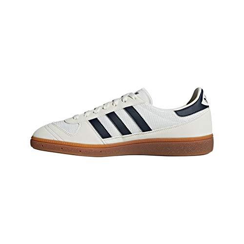 adidas Herren Wilsy SPZL Cross-Trainer, Weiß (Off-White/Ntnavy/Owhite Owhite/Ntnavy/Owhite), 42 2/3 EU
