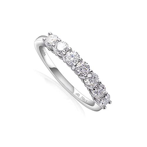 8 to 8.75 Women's Eternity Rings