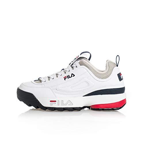 Fila Herren Sneakers Heritage Disruptor CB Low weiß 45