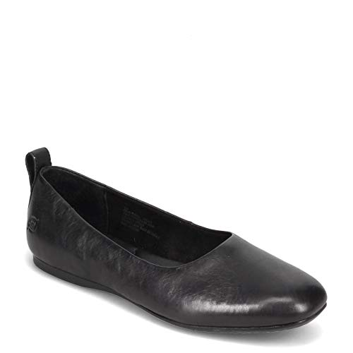 BORN Women's, Beca Flat Black 7.5 M