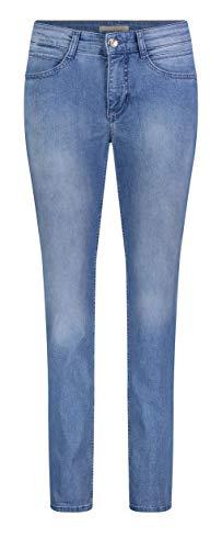 MAC Jeans Damen Hose Angela Light Weight Denim 40/32