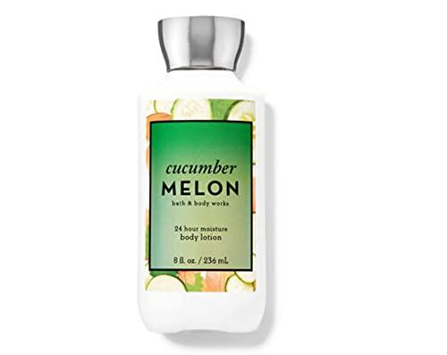 Bath & Body Works Shea & Vitamin E Lotion Cucumber Melon 8 oz