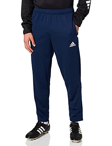 adidas 19, Pantaloni da Allenamento Uomo, Team Navy Blue/White, M