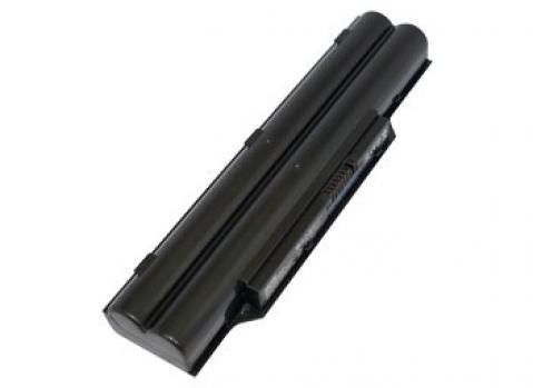 Power Smart® 10,80 V 4400 mAh 6 cellules Batterie pour Fujitsu FPCBP274, FPCBP274AP, FPCSP274, FPCBP277