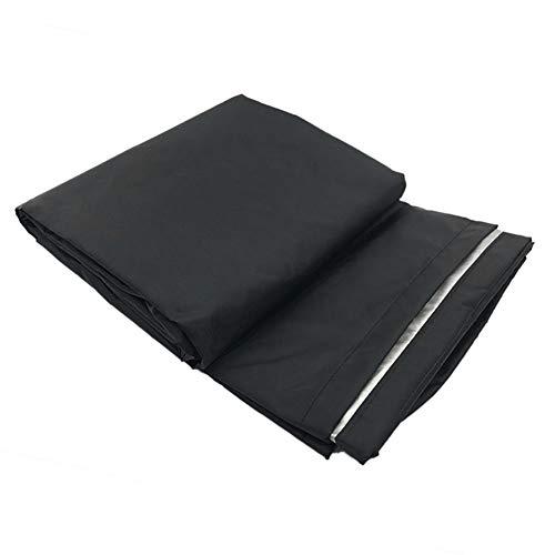 Aigend meubelhoes, hoogwaardige polyestervezels, waterdicht, stofdicht, UV-bescherming, tuinmeubelen, hoekbank, L-vorm beschermhoes
