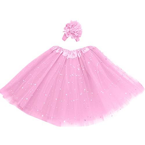 Baby Kinder Tutu Mädchen Mini Blase Kleiden Rock Plissiert Flauschig Tanzen Prinzessin Kleiden Rock