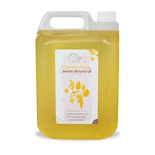 5 litres d'huile d'amande douce de qualité cosmétique (5 litres)
