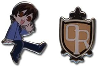 Ouran High School Host Club: Host Logo (Set of 2) Pins