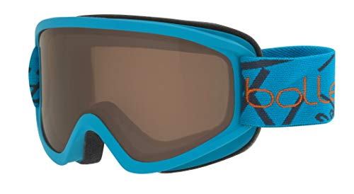 Bollé Erwachsene Skibrillen Freeze, Matte Blue, Medium, 21794