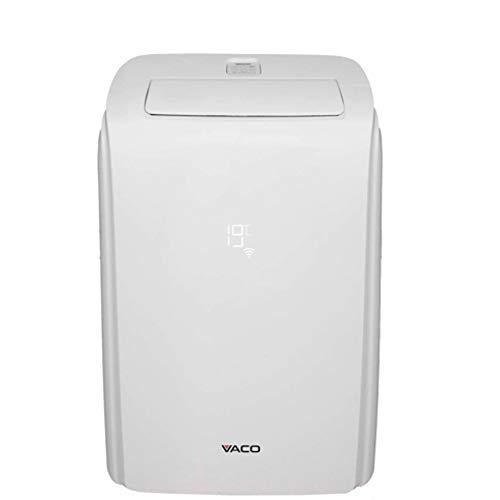 VACO VAC12W, Mobile Klimaanlage 4-in-1 mit 3,2kW/9000 BTU | Kühlung, Heizung, Entfeuchtung, Ventilation | Klimagerät mit Energieklasse A
