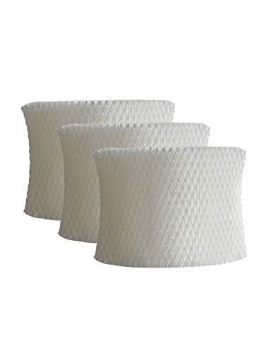SPDYCESS Filter für Luftbefeuchter HU4102 HU4801 HU4802 HU4803 HU4811 HU4813 Luftbefeuchter Teile Filter Ersetzt Luftbefeuchtungsfilter