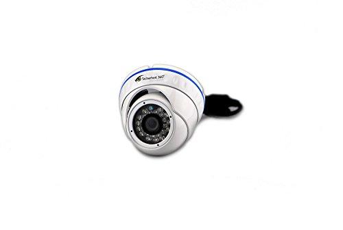 HDSDI Dome Überwachungskamera mit 2MP 1080p Auflösung u. Panasonic Bildsensor
