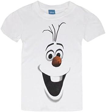 Frozen Unisex-Niños Camiseta