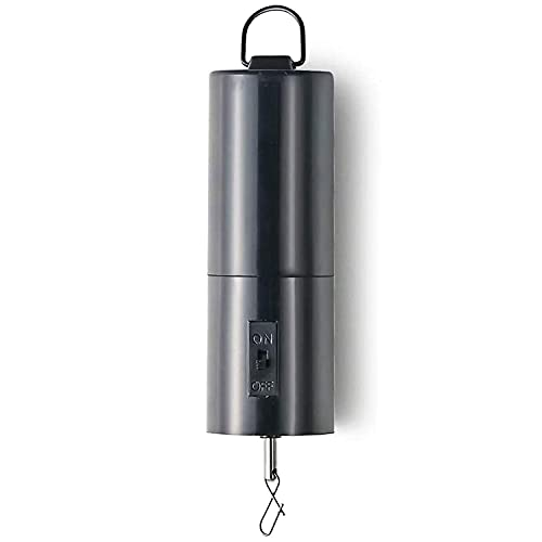 LJLIFART Hanging Display Motor Battery Operated 30 RPM Rotating Motor for Wind Spinner Mobile Yard Decor Hanging Ornaments Outdoor Sculptures-Medium Speed