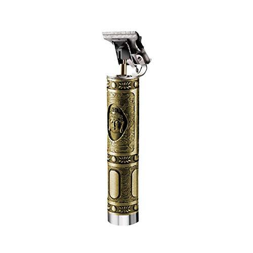 Recortadora Eléctrica para Hombres, Máquina Cortapelo, maquina cortar pelo Trimmer Profesional, Recortadora de Cabello para Hombres Carga USB Cortadora de cabello eléctrica