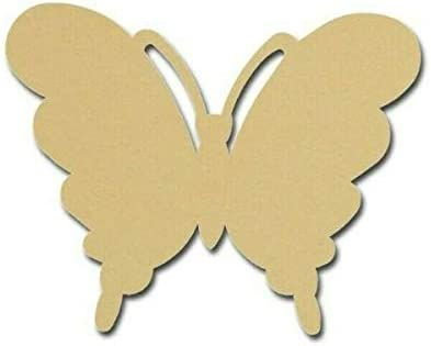 Wood Cut Outs for Popular popular Butterfly Shape Craft MDF Unfinished Cuto Safety and trust