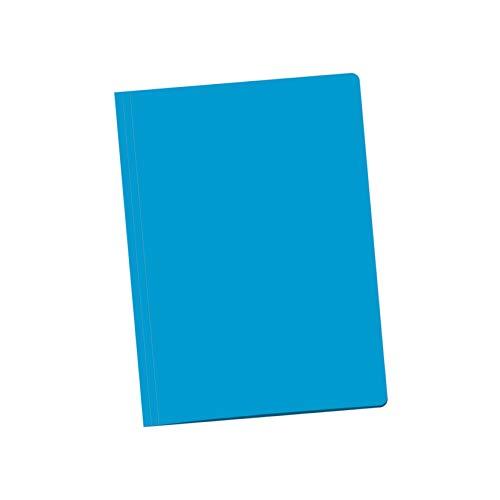 Subcarpetas Cartulina Azul Marca DOHE