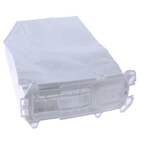 6 bolsas de fieltro para aspiradoras Vorwerk Kobold VK135, VK 135, VK136, VK 136, VK 135/136