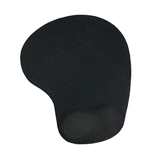 Small Mouse Mat Comfortable Mouse Pad With Gel Wrist Support For Pc Notebook Laptop Tablet Pc 230 * 190 * 5Mm