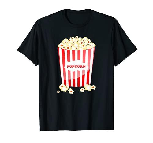 Disfraz de maz de palomitas de maz Camiseta