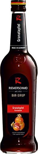 Riemerschmid Bar-Syrup Grenadine 0,7 Liter