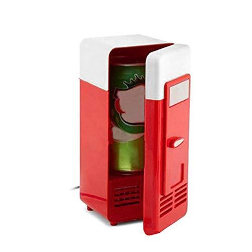 Ailyoo Mini Nevera con función de calefacción para Mantener Caliente y frío Thermobox para Coche, Barco y Camping.