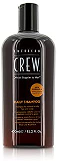 [American Crew] Men Daily Shampoo (For Normal to Oily Hair and Scalp) 450ml/15.2oz