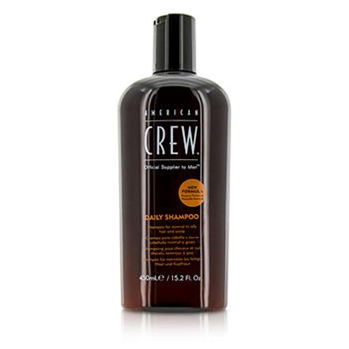 愚か資本アーティスト[American Crew] Men Daily Shampoo (For Normal to Oily Hair and Scalp) 450ml/15.2oz