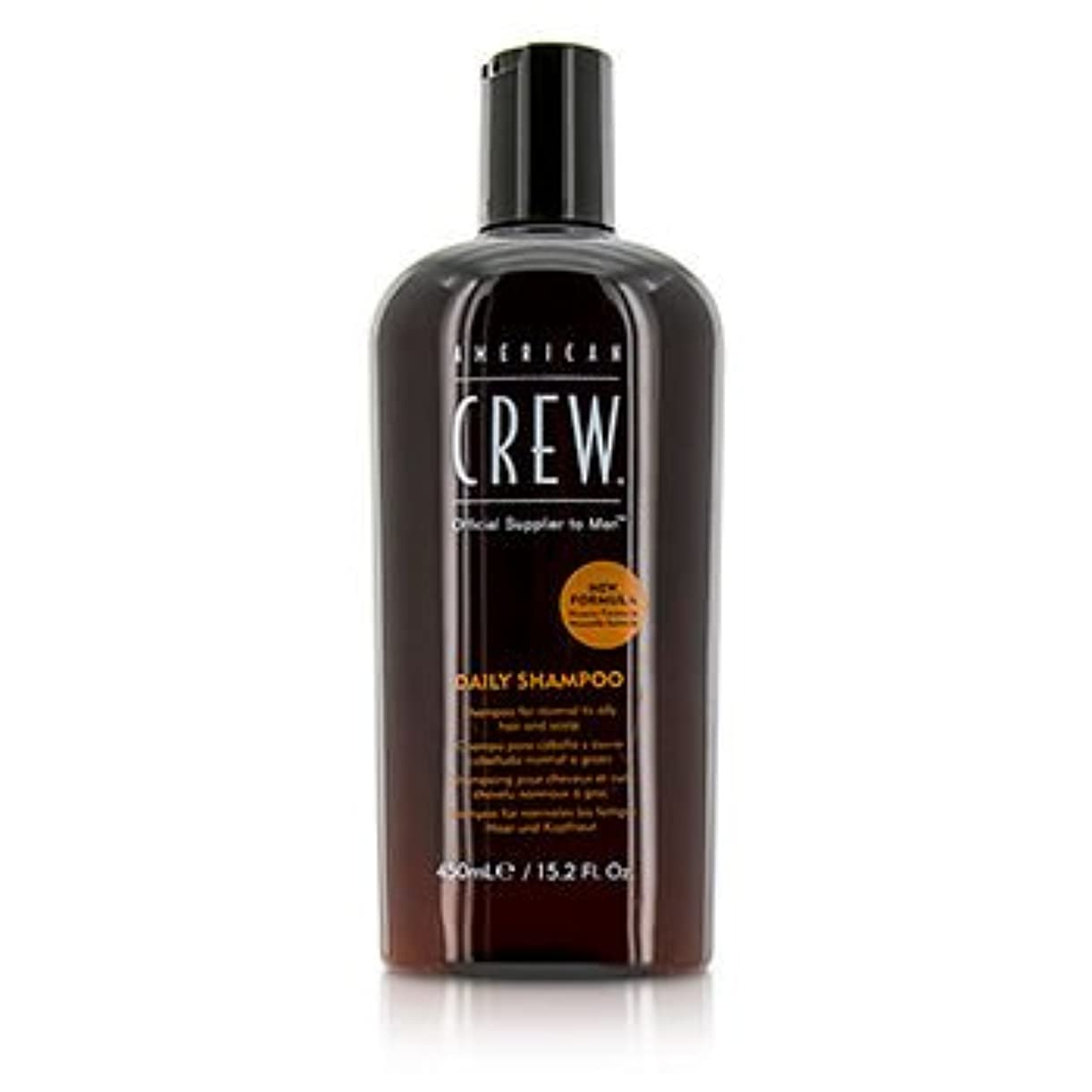 スナック信条マウント[American Crew] Men Daily Shampoo (For Normal to Oily Hair and Scalp) 450ml/15.2oz