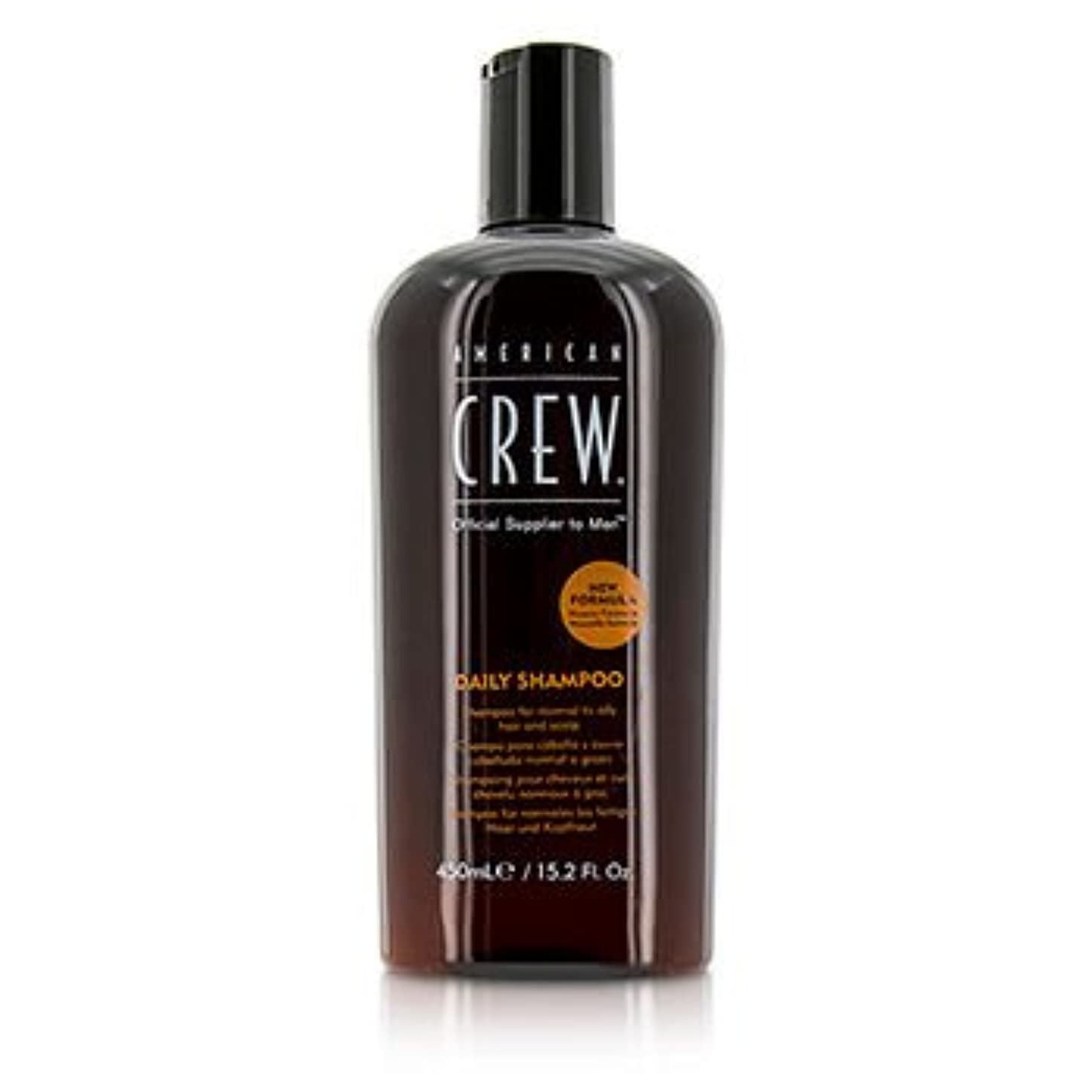 キリン商標メロン[American Crew] Men Daily Shampoo (For Normal to Oily Hair and Scalp) 450ml/15.2oz